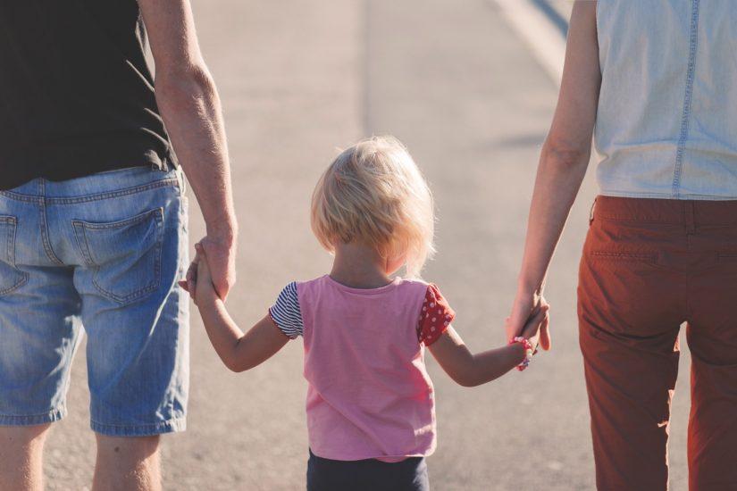 roditelji i dijete