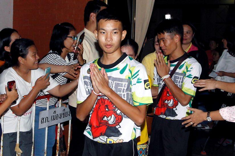 tajlandski dječaci