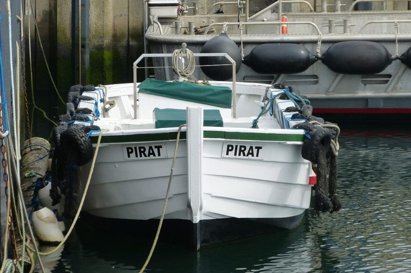 pirati brod