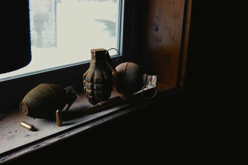 ručna bomba