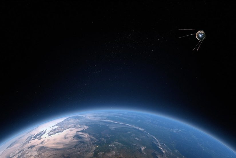 satelit, planeti