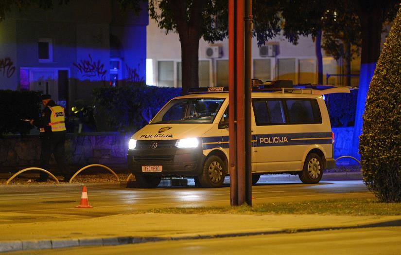 policija - nesreća
