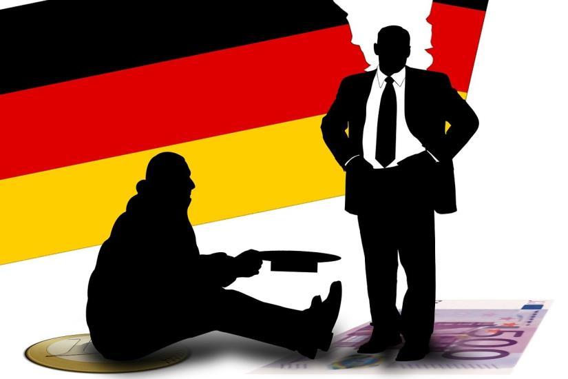 njemačka siromaštvo