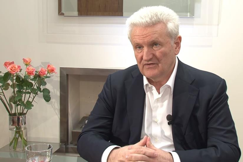 Ivica Todorić YouTube screenshot