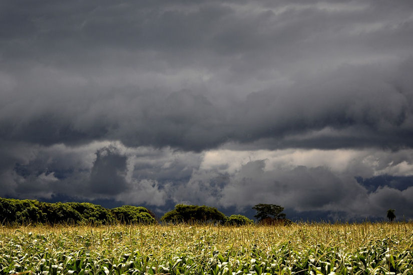 kišica oluja sunčano
